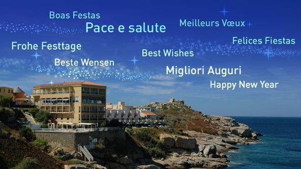 Pace è Salute - Happy New Year 2012 - Bonne année 2012