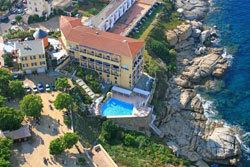 Hôtel Saint-Christophe à Calvi : réservez dès aujourd'hui !