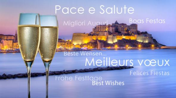 Pace è Salute - Happy New Year 2013 - Bonne année 2013