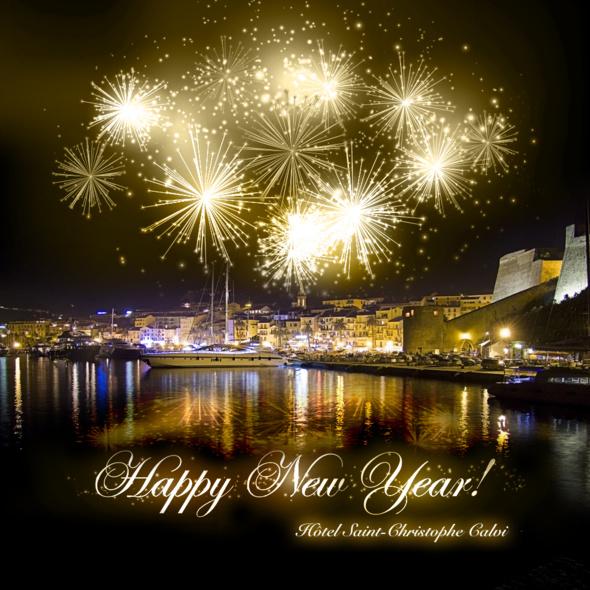 Pace è Salute - Happy New Year 2014 - Bonne année 2014