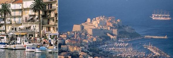 Calvi en Corse : sa plage, sa citadelle... une ville à découvrir