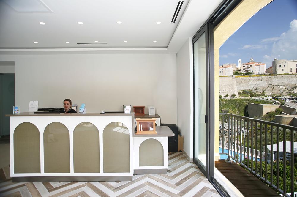 Contact et Accès Hôtel Saint Christophe Calvi