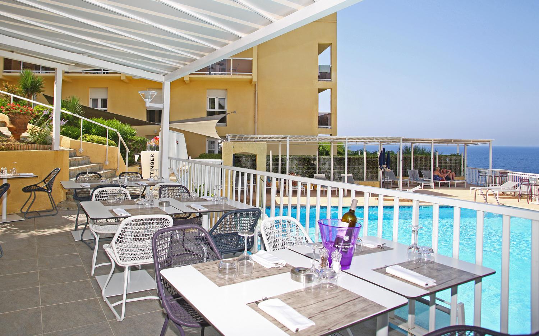 Restaurant panoramique de l'Hôtel : ouvert à tous !