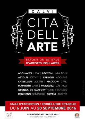 Exposition - Vente  d'oeuvres d'artistes corses 6 juin 20 septembre 2016
