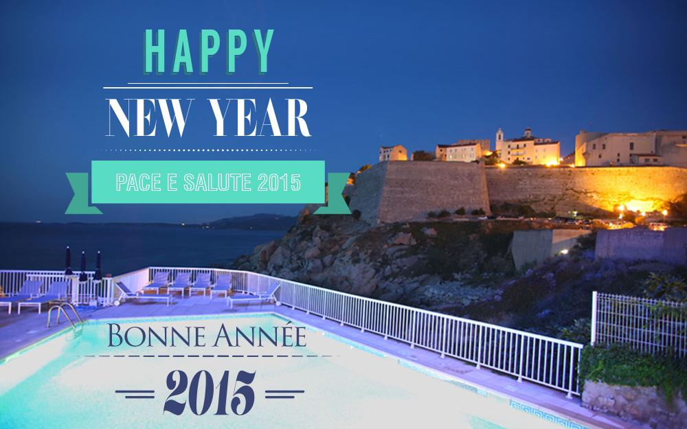 Pace è Salute - Happy New Year - Bonne année 2015