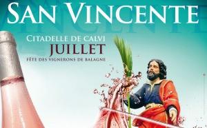 Fête de la Saint Vincent - 25 juillet 2021 à Calvi