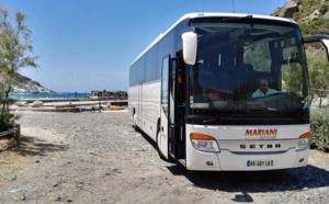 Les Excursions Autocar au départ de Calvi...